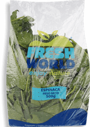 Espinaca Fresh World