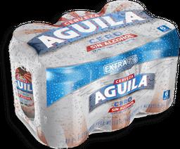 Cervezas Aguila Cero