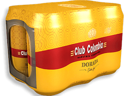 Cervezas Club Colombia