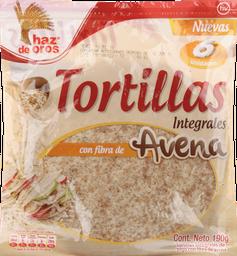 Tortillas Haz De Oros Avena