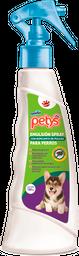 Spray Repelente De Pulgas Petys X 180 Ml