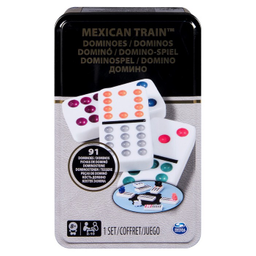 Domino Doble Doce Tren Mexican Boing Toys 1 u