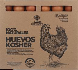 Huevos Kosher Rojos