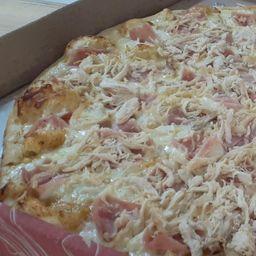 Pizza de Pollo y Jamón Personal