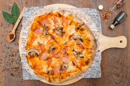 Pizza Jamón York
