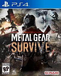 Metal Gear Survive - Latam Marca: Playstation
