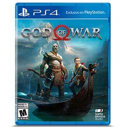 God Of War - Latam Playstation Marca: Playstation