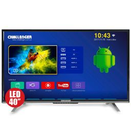 Tv Led 100 Cms (40) Fhd Marca: Challenger