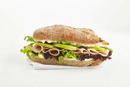 Sandwich De Pastrami De Pavo