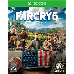Juego  Xbox One Farcry 5 Marca: Ubisoft