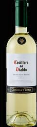 Vino Blanco Sauvignon Concha Y Toro Casillero Del Diablo