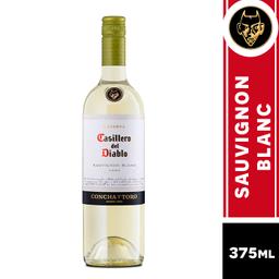 Vino Blanco Sauvignon Blanc Casillero del diablo