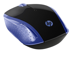 Mouse Hp 200 Azul   Wireless Marca: Hp