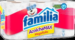 Papel Higiénico Familia AcolchaMAX MegaRollo X 12 Rollos