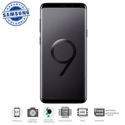 Galaxy S9 Plus Color Negro