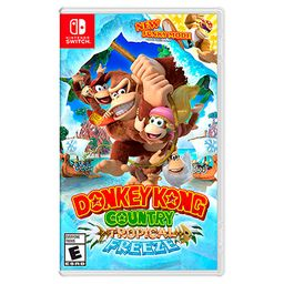 Juego Switch Donkey Kong Count Marca: Nintendo