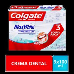 Colgate Crema Dental Max White