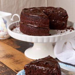 Torta de Chocolate Completa