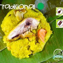 Tamal  Tradicional Tolimense