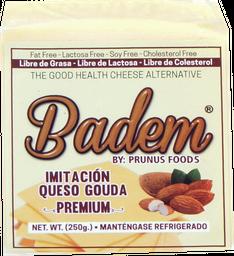 Queso Almendra Badem Gouda 250G