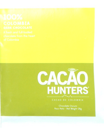 Chocolate Hunters Colombia 100 28G
