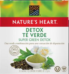 Te verde detox Nature´s Heart  x 10und x 17g