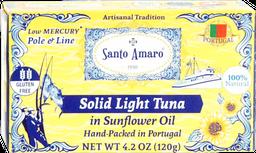 Atun Santo Amaro Gir 120G