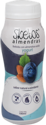 Yogurt Almendras Sketos Arandano 180Ml