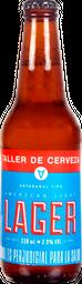 Cerveza Taller De Cerveza Larger 330Ml