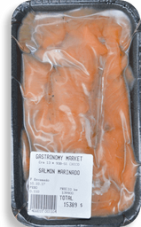 Filete De Salmon Fresco Gr
