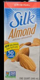 Bebida Silk Almendra Original 946Ml