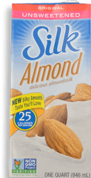 Bebida Silk Almendra Original Sin 946Ml