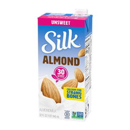 Bebida Silk Almendra Original Sin 946Ml