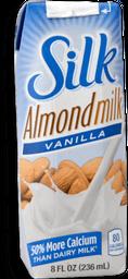 Bebida Silk Almendra Vainilla 236Ml