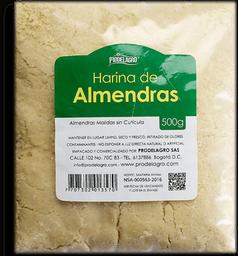 Harina De Almendras Delynat 500G
