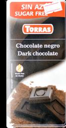 Chocolate Torras Negro 75G