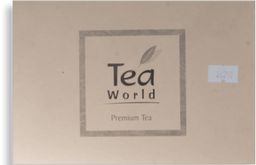 Te Caja Piramides Tea World 18G