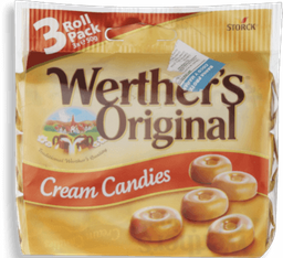 Caramelo Werthers Candies 150G