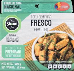 Tofu Semiduro Soya Shanti 500G