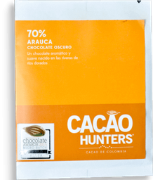 Chocolate Hunters Arauca 70 28G