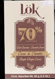 Chocolate Lok Cacao Dark 70 85G