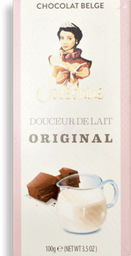 Chocolate Josephine Leche Original 100G