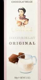 Chocolate Josephine Leche Original 100G