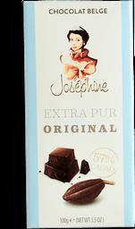 Chocolate Josephine Oscuro Original 100G