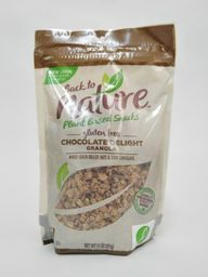 Back to Nature Granola Chocolate Delight