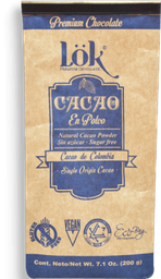 Cacao En Polvo Natural Lok 200G