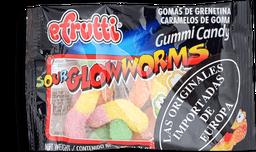 Gummis Caramelo Sour Glowworms