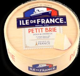 Queso Petit Brie Ile De France 125G