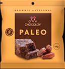 Brownie Chocolov Paleo 80G