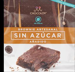 Brownie Chocolov Cero Azucar 80G